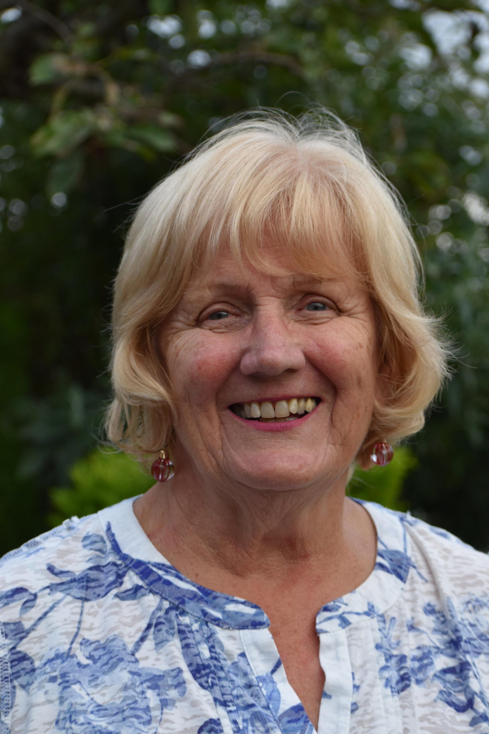 GRACE Women: Anne Holton