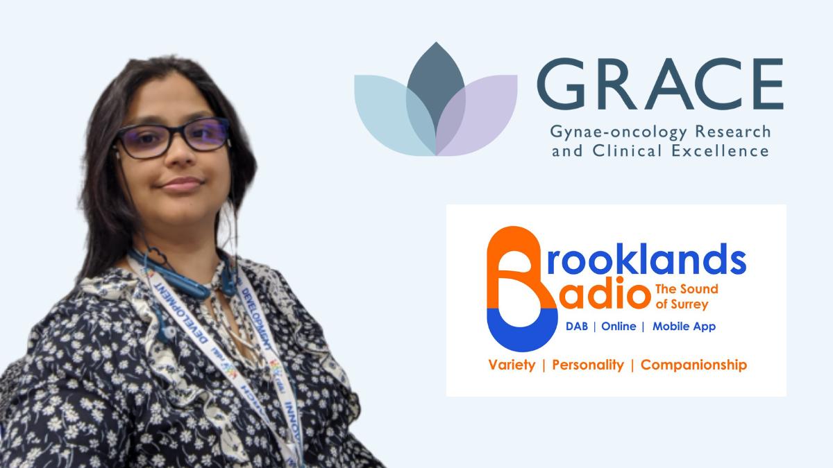 Dr Kavitha Madhuri speaks to Brooklands radio